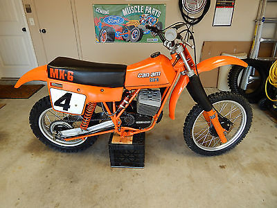 Can-Am 1981 can am mx 6 250 b vintage motorcycle