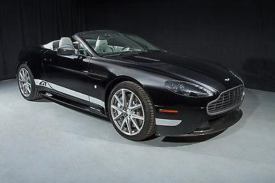 Aston Martin : Vantage GT Convertible 2-Door 2015 v 8 vantage gt