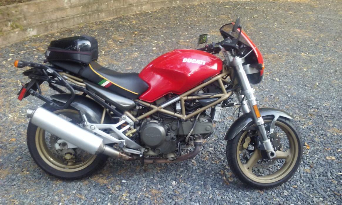 2015 Ducati 899 Panigale