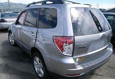 Subaru : Forester 2.5X Premium 2010 2.5 x premium used 2.5 l h 4 16 v automatic n a suv