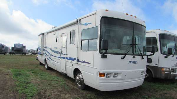2001 National Rv Sea Breeze 2361