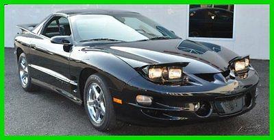 Pontiac : Firebird Trans Am 2000 pontiac trans am 5.7 l 6 speed manual 1 owner t tops 36 k original miles 00