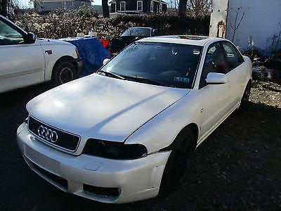 Audi : S4 Base Sedan 4-Door 2001 audi s 4 sedan 4 door 2.7 t q awd clean car w no drivetrain good project