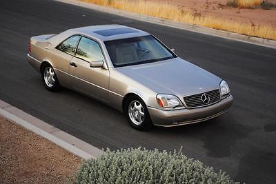 Mercedes-Benz : CL-Class Mercedes Benz 1998 CL500