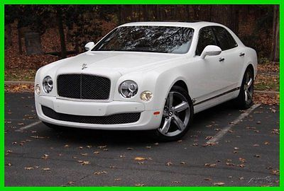 Bentley : Mulsanne Speed 2016 speed used turbo 6.8 l v 8 16 v automatic rwd