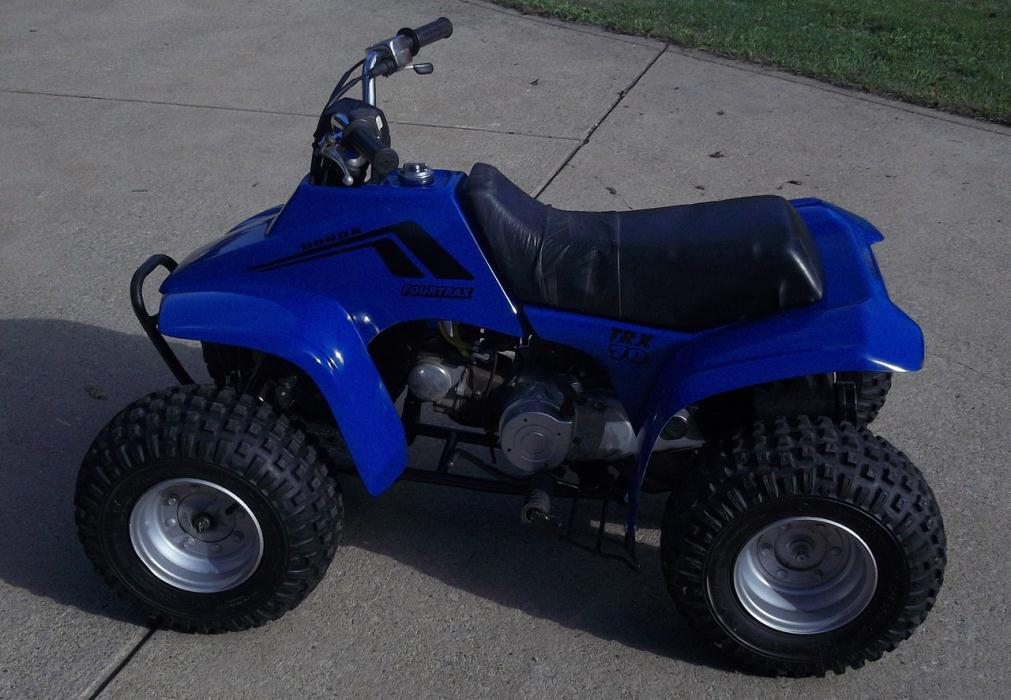 Honda Trx 70 Motorcycles For Sale In Pennsylvania
