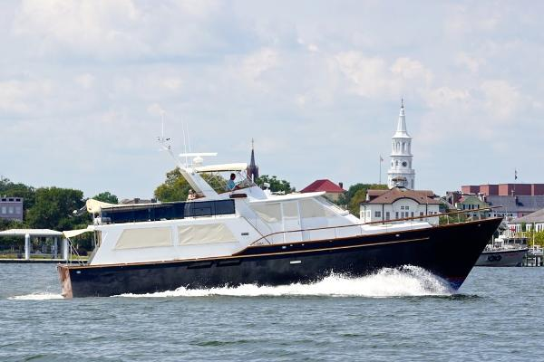 1986 Wilbur Long Range Motor Yacht