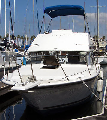 1986 Bayliner Contessa 2850 Flybridge Cruiser