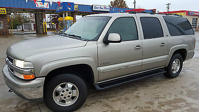 Chevrolet : Suburban LT Sport Utility 4-Door 2000 chevrolet suburban 1500 lt sport utility 4 door 5.3 l many new parts