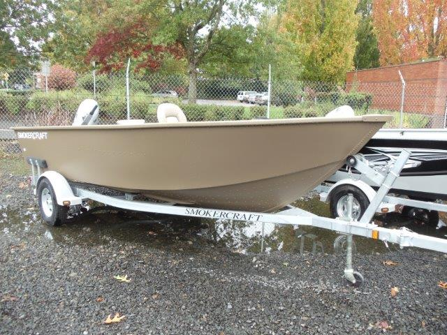 2014 Smoker Craft Freedom 160 TL