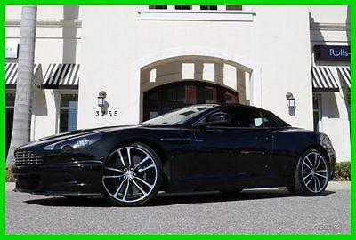 Aston Martin : DBS Volante 2011 volante used 6 l v 12 48 v automatic rwd premium