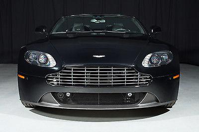 Aston Martin : Vantage ROADSTER 2015 v 8 vantage gt roadster