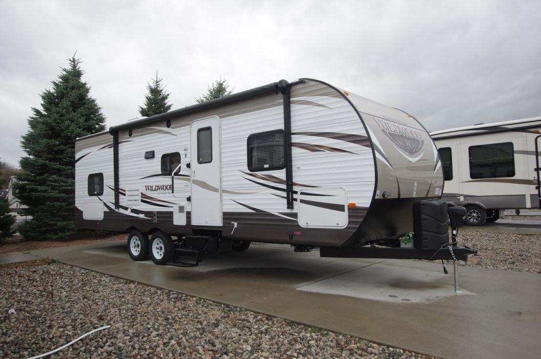 Forest River Wildwood 24tbss RVs for sale