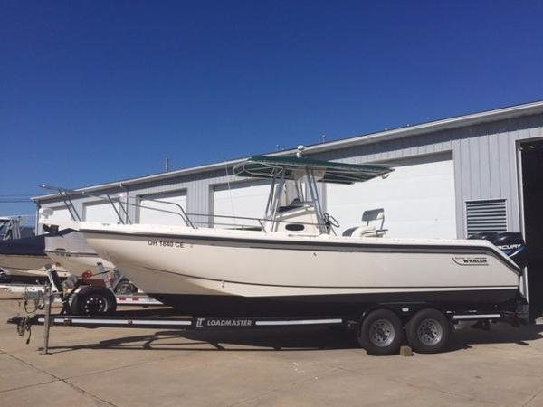 1998 Boston Whaler 26 Outrage