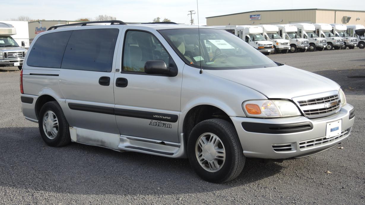 2002 Chevrolet Venture Van Cars for sale