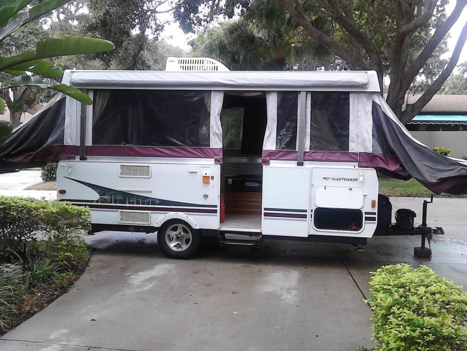 Fleetwood Sequoia Rvs For Sale
