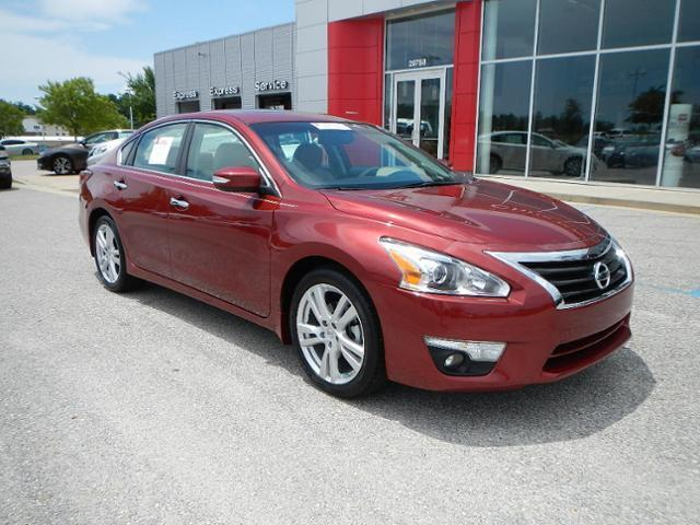 Nissan : Altima 4dr Sdn V6 3 4 dr sdn v 6 3 certified 3.5 l nav cd certified vehicle roof power sunroof