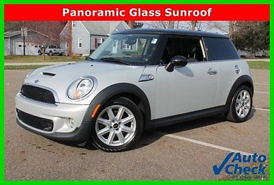 Mini : Cooper S S 2012 s used turbo 1.6 l i 4 16 v automatic fwd hatchback premium