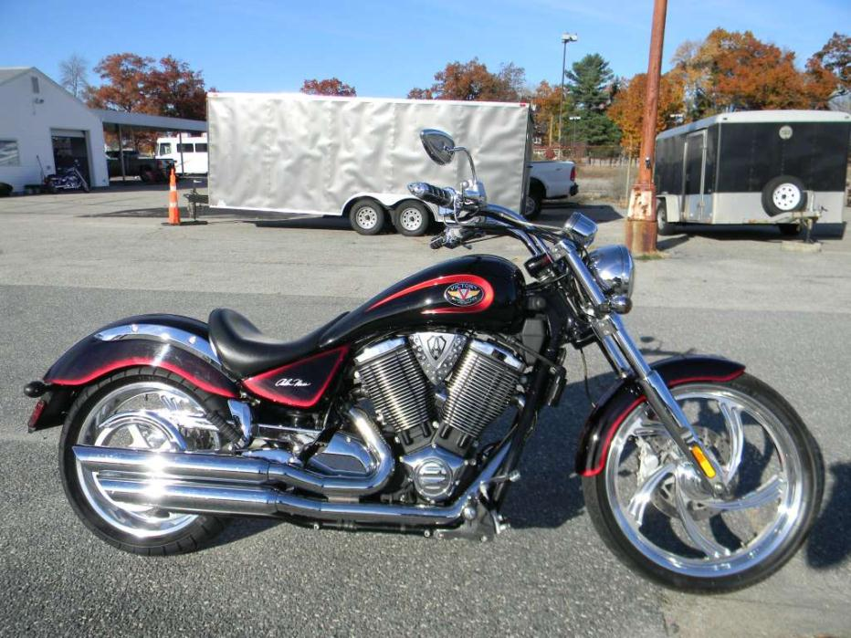 Victory Arlen Ness Motorcycles For Sale In Massachusetts