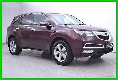Acura : MDX 3.7L Technology Package Certified 2011 3.7 l technology package used certified 3.7 l v 6 24 v automatic awd suv