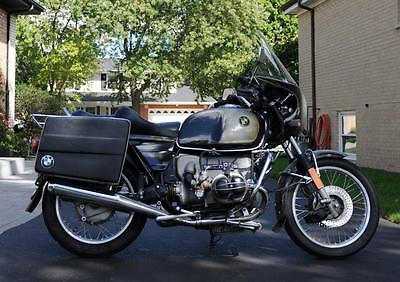 BMW R Series R90S Motorcycle 1975