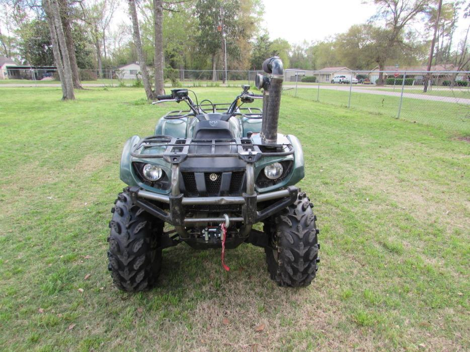 2004 yamaha 660 grizzly motorcycles for sale