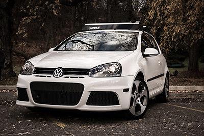 Volkswagen : Rabbit Thunderbunny 2009 volkswagen rabbit thunderbunny