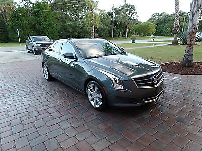 cadillac ats sport sedan cars for sale. Black Bedroom Furniture Sets. Home Design Ideas