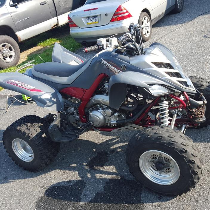 Yamaha Raptor 700r Motorcycles For Sale In Robesonia