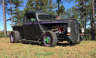 Ford : Other Pickups Rat Rod 1939 ford 1 2 ton custom built rat rod truck
