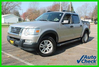 Ford : Explorer Sport Trac XLT 2007 xlt used 4.6 l v 8 24 v automatic 4 wd suv