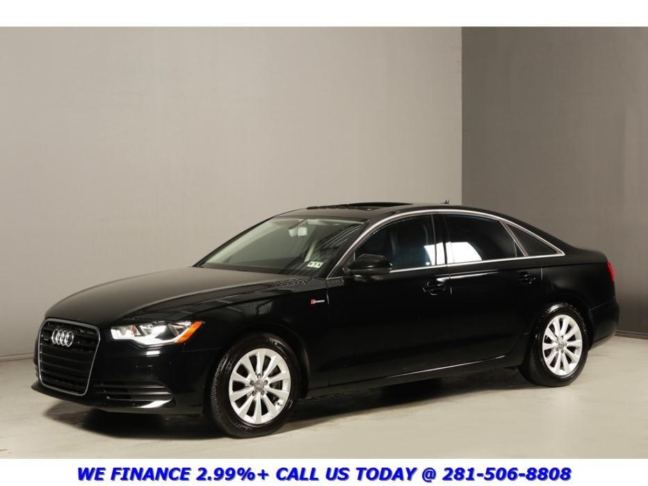 Audi : A6 2012 3.0T PREMIUM QUATTRO AWD SUNROOF HEATSEAT 2012 audi a 6 2012 3.0 t premium quattro awd sunroof heatseat automatic 4 door sed