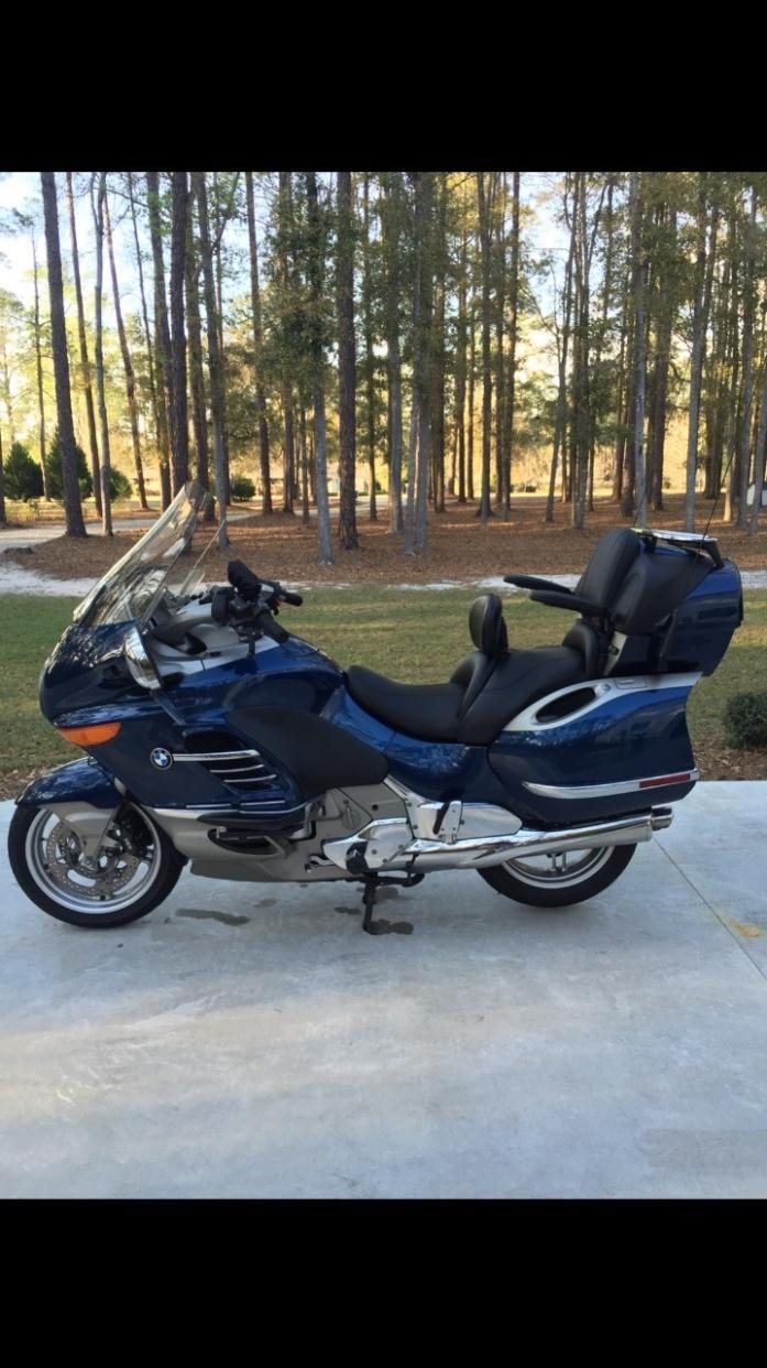 2008 bmw k 1200 lt motorcycles for sale. Black Bedroom Furniture Sets. Home Design Ideas