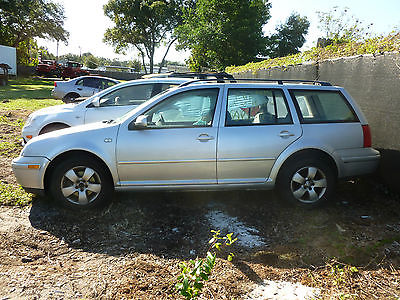 Volkswagen : Jetta TDI  2003 volkswagen jetta tdi wagon for parts only