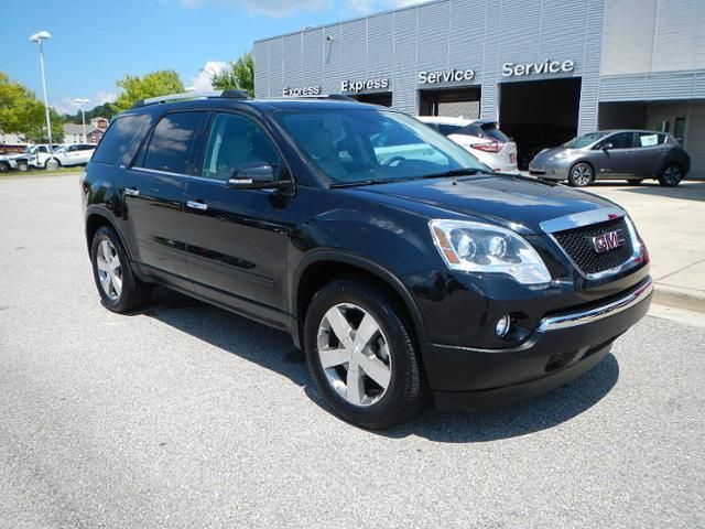 GMC : Acadia FWD 4dr SLT1 FWD 4dr SLT1 SUV 3.6L CD Front Wheel Drive Seat-Heated Driver Leather Seats