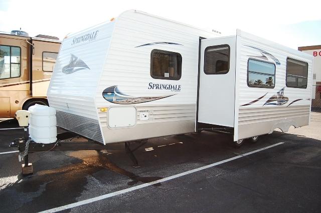 Keystone Springdale 267 Bh Rvs For Sale