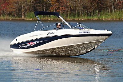RINKER 192 CAPTIVA 220HP  *HD PICS*  ONLY 260 HOURS