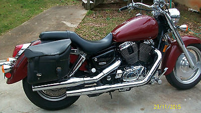 Honda : Shadow 2004 honda shadow sabre 1100