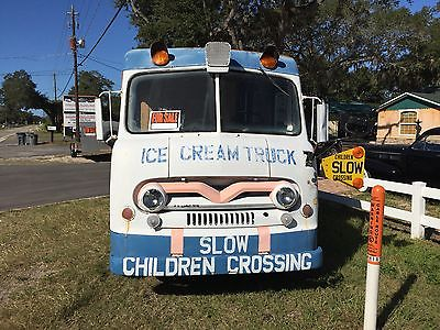 Ford : Other ice cream truck 1958 ford ice cream truck