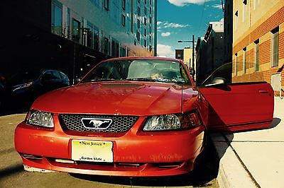 Ford : Mustang 2001 mustang