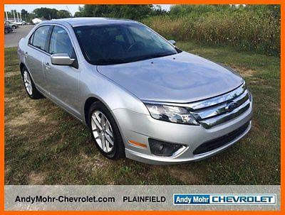 Ford : Fusion SEL 2012 sel used 3 l v 6 24 v automatic fwd sedan