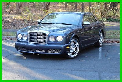 Bentley : Brooklands Base Coupe 2-Door 2009 used turbo 6.8 l v 8 16 v automatic rwd premium