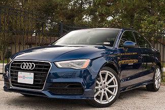 Audi : A3 2.0 TDI Prestige 2015 blue 2.0 tdi prestige