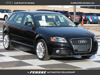 Audi : A3 Premium Plus 2.0 Turbo 60 k miles 2010 black audi a 3 hatchback fwd mp 3 bluetooth leather