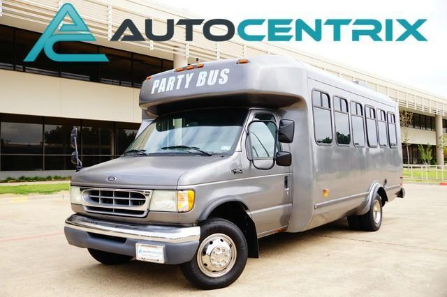 2002 Ford Econoline Commercial Cutaway