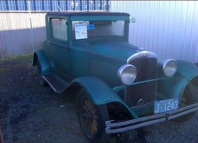 Plymouth : Other Q 1929 plymouth q car vintage damage on right side great condion