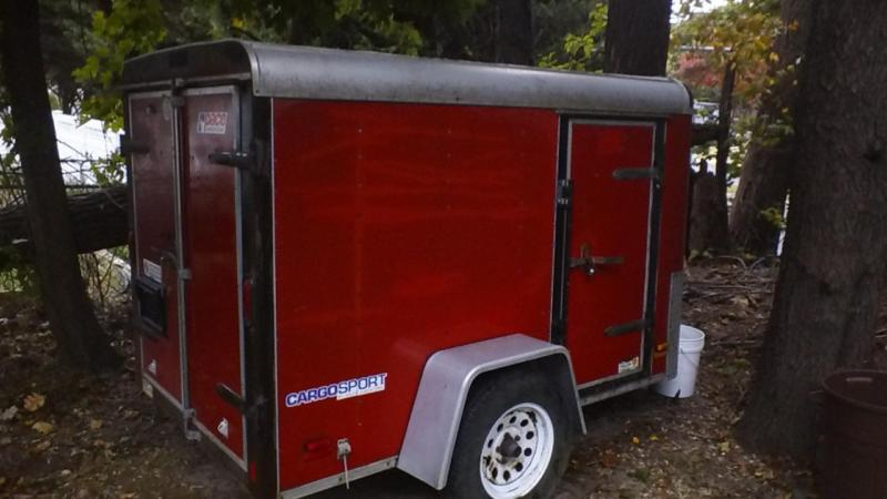 Pace Enclosed Trailer Rvs For Sale