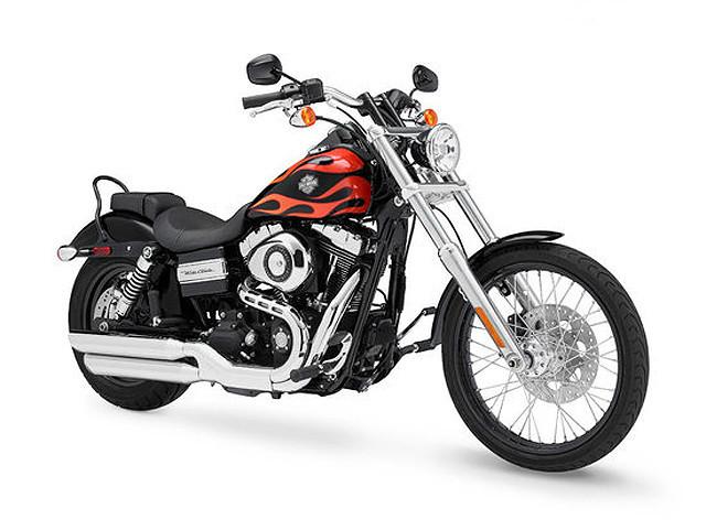 1997 Harley-Davidson DYNA LOW RIDER