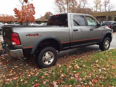 Dodge : Power Wagon 4 door pick up 2012 dodge ram power wagon