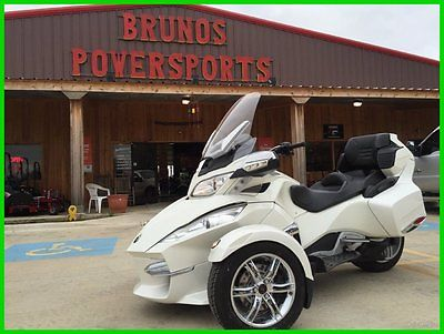 Can-Am : Spyder 2012 can am spyder roadster rt limited end of year clearance